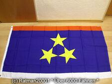Fahnen Flagge Vojvodina - 90 x 150 cm