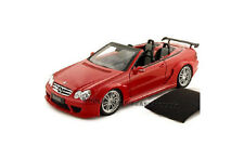 BoxDent MERCEDES BENZ CLK DTM AMG RED 1:18 DIECAST MODEL CAR BY KYOSHO 08462