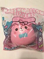 SALE Puni Maru Marshmallow Kitty Squishy Slow rising squishy