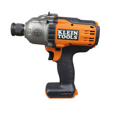"""New Klein Tools Bat20-716 7/16"""" High Torque Impact Wrench"""
