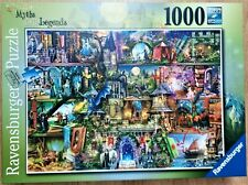 *COMPLETE* 2020 Ravensburger MYTHS AND LEGENDS 1000 pieces