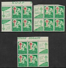 SOUTH AFRICA 1946 Christmas Labels MH/*