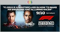 F1 2019 Steam Key Digital Download PC [Global]