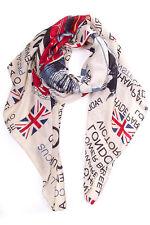 ScarvesMe England British Theme Oversized Scarf