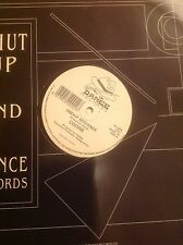 """Codine-Dream Sequence/Prologue 12"""" Old Skool Hardcore Vinyl Shut Up and Dance 91"""