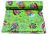 3 Yard Traditional Floral Printed Indian Dressmaking Craft Sewing Cotton Fabric