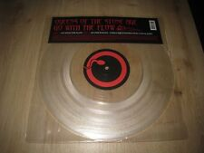 "Queens of the Stone Age go with the flow 12"" Clear-Vinile-MAXI-SINGLE V. 2003"
