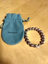 TIFFANY AND CO. - HARDWEAR BEAD BRACELET - SILVER - AUTHENTIC