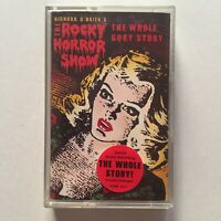 The Rocky Horror Show The Whole Gory Story 1990 ZCHR1811 Music Cassette