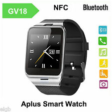 A Plus Smart Watch Mobile phone Waterproof for iPhone Andrid Samsung Galaxy Note