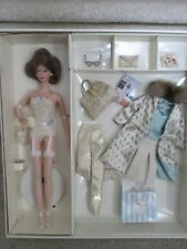 Continental Holiday Giftset Silkstone  Barbie - Fashion Model Collection NRFB