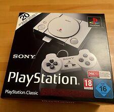 Sony Playstation Classic Neu