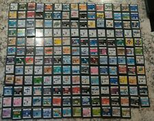 Great Selection: Nintendo DS Games Lot / Pokemon / Mario / Zelda / & Many more!