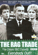DVD:THE RAG TRADE - THE COMPLETE SERIES 1 - NEW Region 2 UK