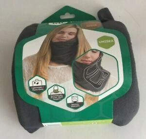 Trtl Pillow -  Super Soft Neck Support Travel Pillow  GRAY