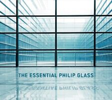 The Essential Philip Glass - Philip Glass (Album) [CD]