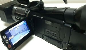 Sony HVR-A1E HDV Camcorder.High Def. Professional.