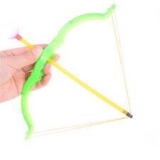Plastic Soft Slingshot Arrow Set Kids Children Educational Outdoor Toy Gift TDCA