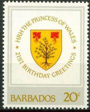 Barbade 1982 SG 705 Neuf ** 100%