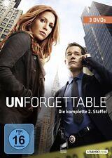 Unforgettable - Season/Staffel 2 * NEU OVP * 3 DVDs