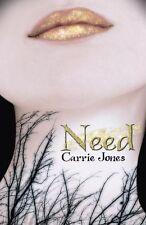 Need,Carrie Jones