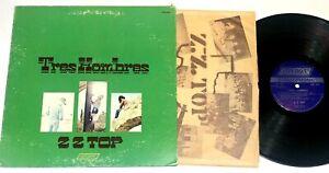 Tres Hombres by ZZ Top Lp Gatef Dusty Hill La Grange Jesus Just Left Chicago G+
