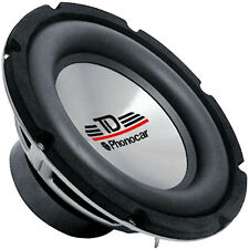 ► Phonocar 2/077 4 Ohm 20cm Subwoofer Woofer 200mm 300 W Bass Lautsprecher 2-077