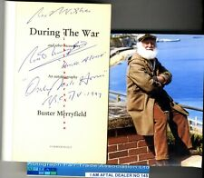More details for buster merryfield vintage signed book aftal #145