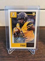 Darrynton Evans 2020 Score RC AUTO ASU Tennessee Titans SP Signed Rookie RB