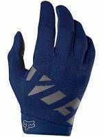 2020 Fox Racing Mens Ranger Gloves Racing Mountain Bike BMX MTX NAVY USA SELLER