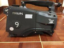 Broadcast TV camera Philipps Hi Res Digital