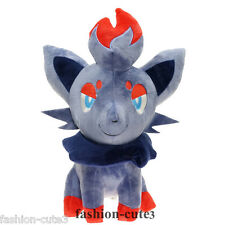 "New Zorua Soft New Pokemon Plush Toy Doll Stuffed figure 35 cm 13"" Gift Animie"