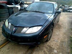 Passenger Right Front Door Glass Coupe Fits 95-05 CAVALIER 72858