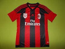 Shirt AC MILAN (Youth M) (11/12 years) ADIDAS PERFECT !!! Trikot home Climacool