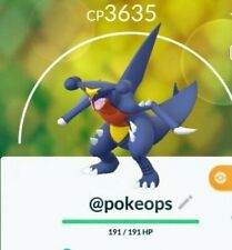 Pokemon Go Garchomp Trade