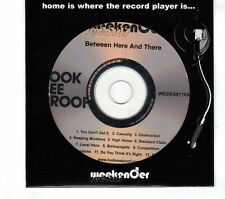 (GR871) Look See Proof, Between Here And There - DJ CD