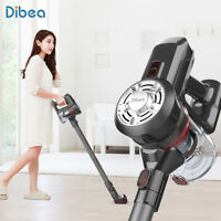 Dibea V008 Portable 2-in-1 Stick & Handheld Cordless Vacuum Cleaner Suede Brush