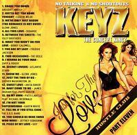 DJ KEYZ  CLASSIC 90'S R&B MIX CD VOL 11