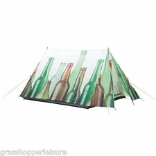 EASY CAMP IMAGE BOTTLE 2 PERSON TENT camping festival funky cool pyramid fun