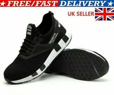 Lightweight Safety Shoes Steel Toe cap Men Women Work boots Shoe Hiking Trainers