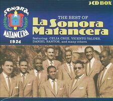 LA SONORA MATANCERA - BEST OF LA SONORA MATANCERA (NEW CD)