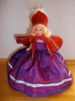 """Vintage Nancy Ann Storybook Doll ~ #193 July HP 6.5"""""""