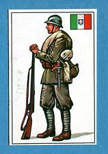 ARMI E SOLDATI - Edis 71 - Figurina-Sticker n. 340 - FANTE ITALIANO -Rec