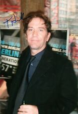 Timothy Hutton Autograph Signed 20x30 Inch Photo