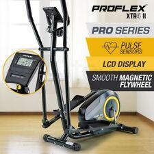Proflex Yellow Magnetic Flywheel Elliptical Cross Trainer- XTR4 II