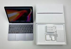 "Apple MacBook Retina 12"" Core M 1,2 Ghz 512 GB SSD 8 GB Ram SPACE GREY MJY42D/A"