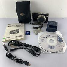 Canon PowerShot PowerShot SX200 IS 12.1MP Digital Camera Great Working Condition