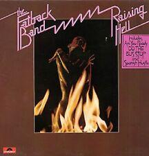 Vinyl LP, THE FATBACK BAND, Raising Hell (1975) 2391 203