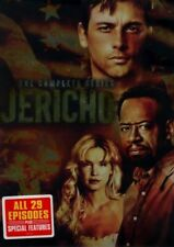 Jericho: The Complete Series 9 DVD  Box Set New Free Shipping