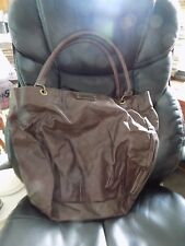 Billabong Brown Huge Hobo Purse/Handbag EUC